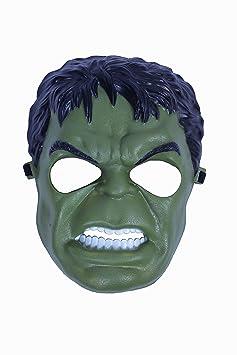 Hulk Mask - Pack of 3