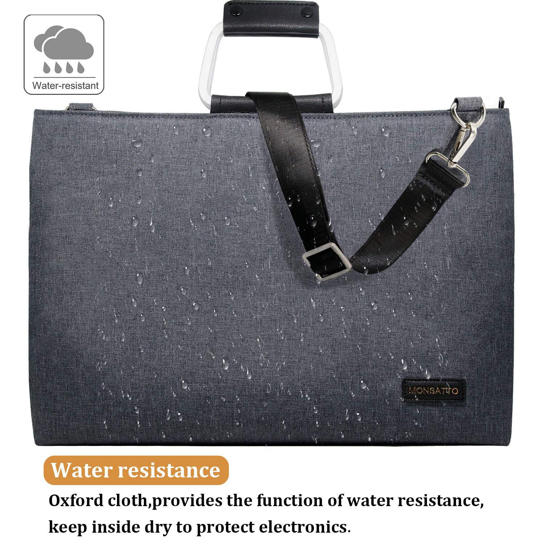 Amazon.com: Bolsa de Negocios Portátil, monsatto portafolios ...