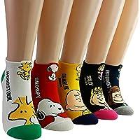 Peanuts Women Socks Snoopy's