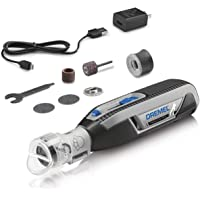 Dremel PawControl Dog Nail Grinder and Trimmer- Safe & Humane Pet Grooming Tool Kit- Cordless & Rechargeable Claw…