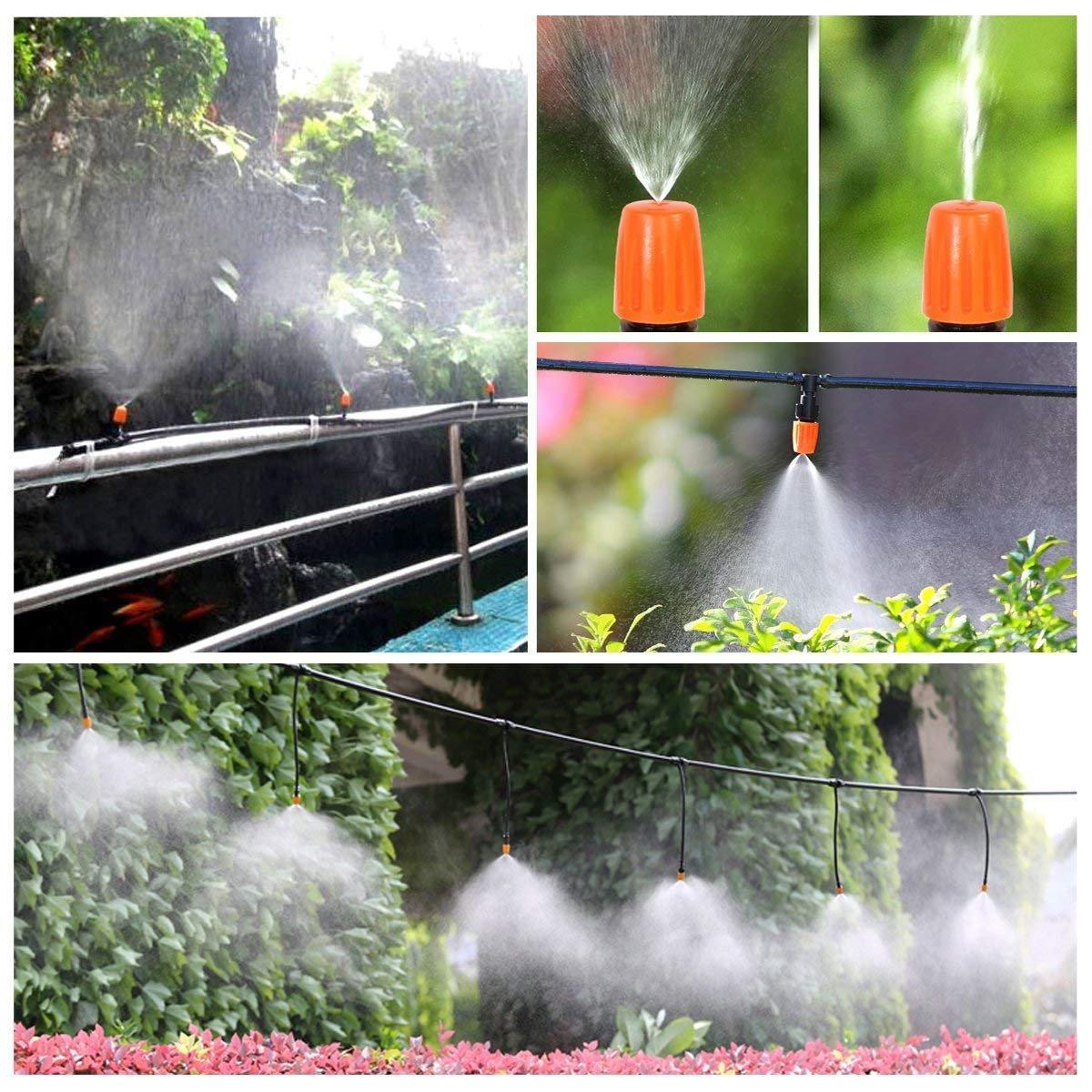 50foot Gunsamg 1//4-Inch Blank Distribution Tubing Drip Irrigation Hose