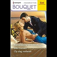 Romantische verwikkelingen / Zilte kussen / Op slag verloren (Bouquet Favorieten Book 684)