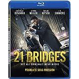 21 BRIDGES (Poursuite sous pression) [Bluray] [Blu-ray] (Bilingual)