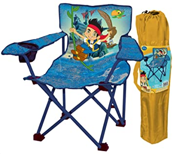 Stupendous Jake And The Neverland Pirates Camp Chair Chairs Amazon Download Free Architecture Designs Scobabritishbridgeorg