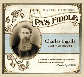 Image result for pa's fiddle project charles ingalls cd