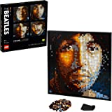 LEGO Art The Beatles 31198 Collectible Building Kit; An Inspiring Art Set for Adults that Encourages Creative Building…