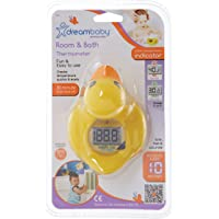 Dreambaby Room and Bath Thermometer Duck (F321)