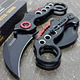 TAC FORCE Pocket Knives BLACK Blade Tactical Knife