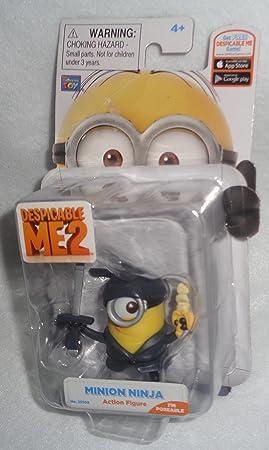 Despicable Me 2 Action Figure - Ninja: Amazon.es: Juguetes y ...