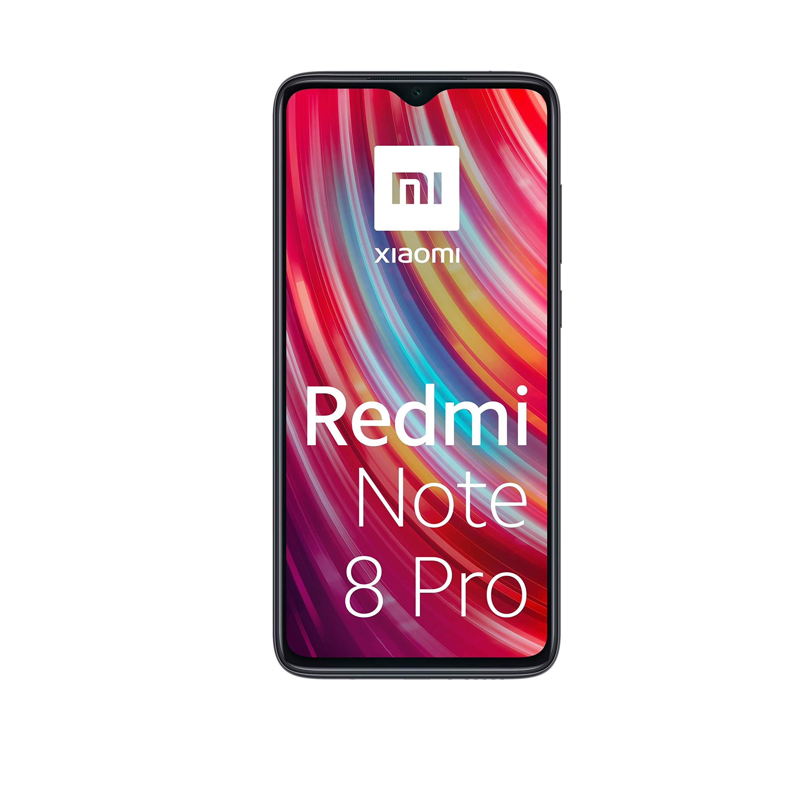 Xiaomi Redmi Note 8 Pro Dual SIM 128GB 6GB RAM Gray