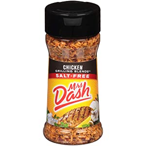 Mrs. Dash Salt-Free Grilling Blend, Chicken, 2.4 oz