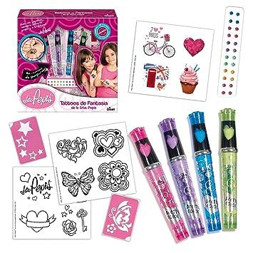 Pepis - Tattoos de fantasía 46776: Amazon.es: Juguetes y juegos