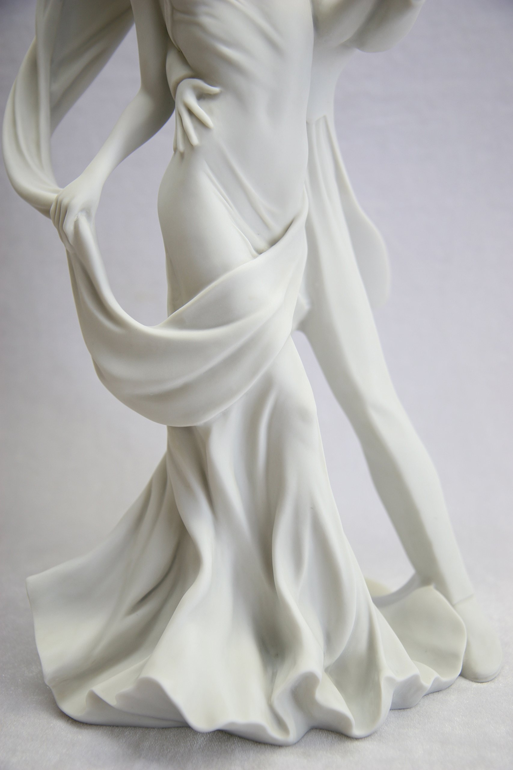 15.5'' Romantic Couple of Dancer Dance Statue Sculpture Figurine By Vittoria Collection Made in Italy by Vittoria Collection (Image #7)