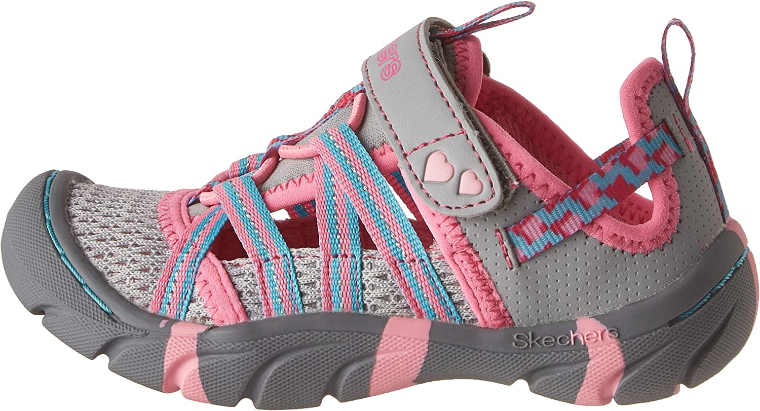 Skechers 86734L Kids' Summer Steps Sandal: Amazon.co.uk