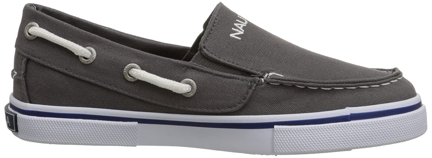 Nautica Doubloon Youth Canvas Twin Gore Slip On K Little Kid//Big Kid DOUBLOON