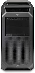 HP 3GF37UT 3Gf37Ut#Aba Z8 G4 Workstation Intel Xeon Silver 4116 Dodeca-core (12 Core) 2.1GHz 16GB DDR4 SDRAM 512GB SSD Windows 10 Pro 64-bit Mini-Tower Black