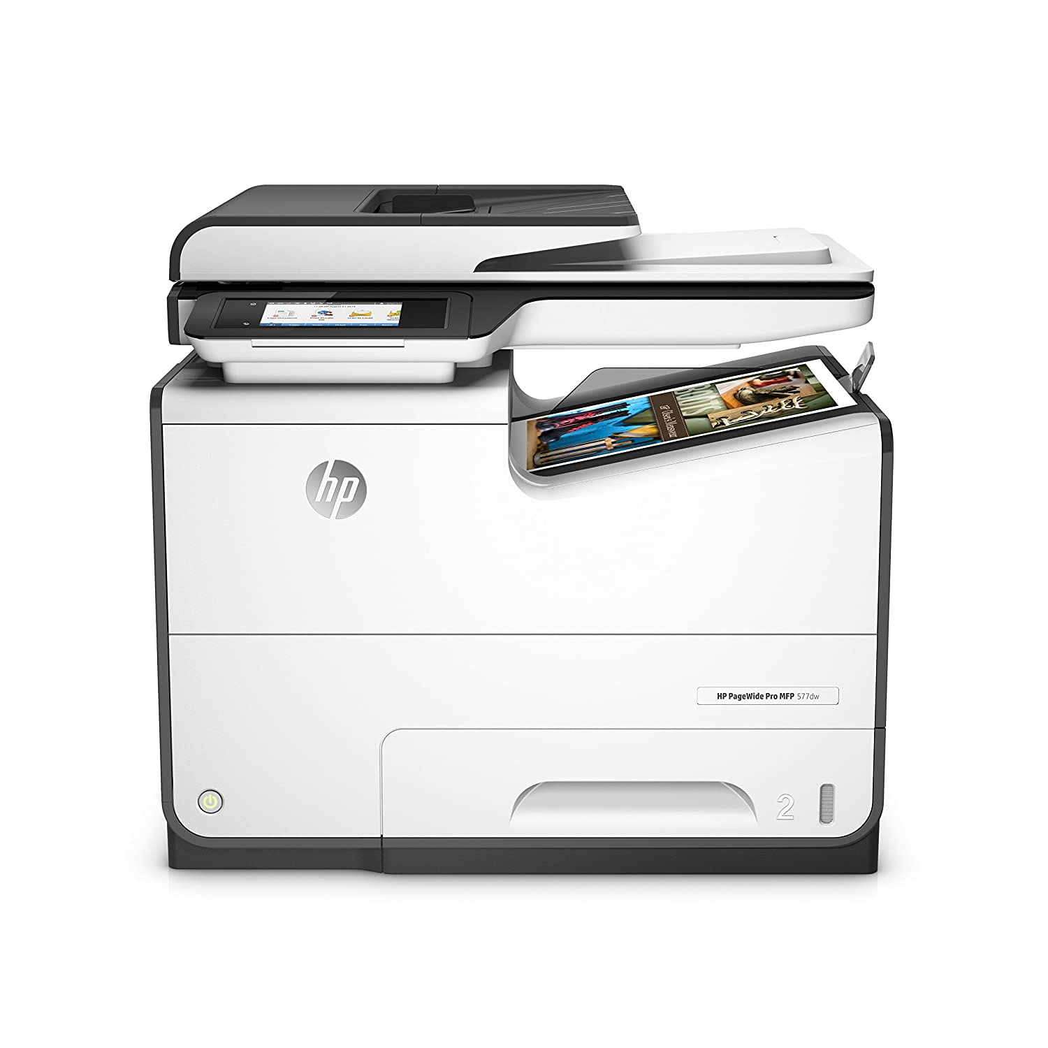 Color printing cost per page in india - Amazon Com Hp Pagewide Pro 577dw Color Printer Scanner Copier Double Sided Printer Wireless Printer Electronics