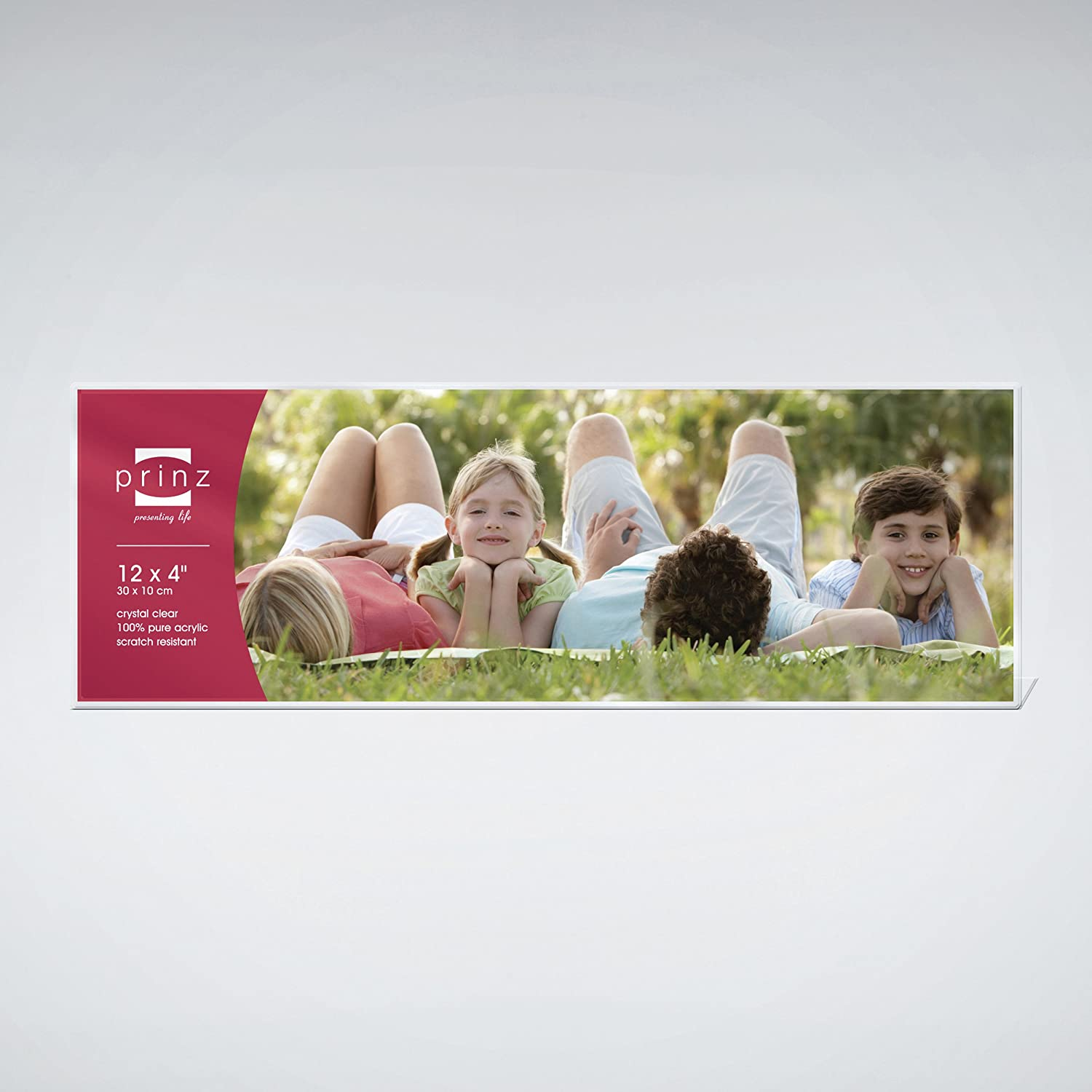 Amazon.com - Prinz Acrylic Panoramic Picture Frame for 12\