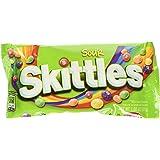 Skittles スキトルズ サワー 24パック入り (24 x 51g) 並行輸入品