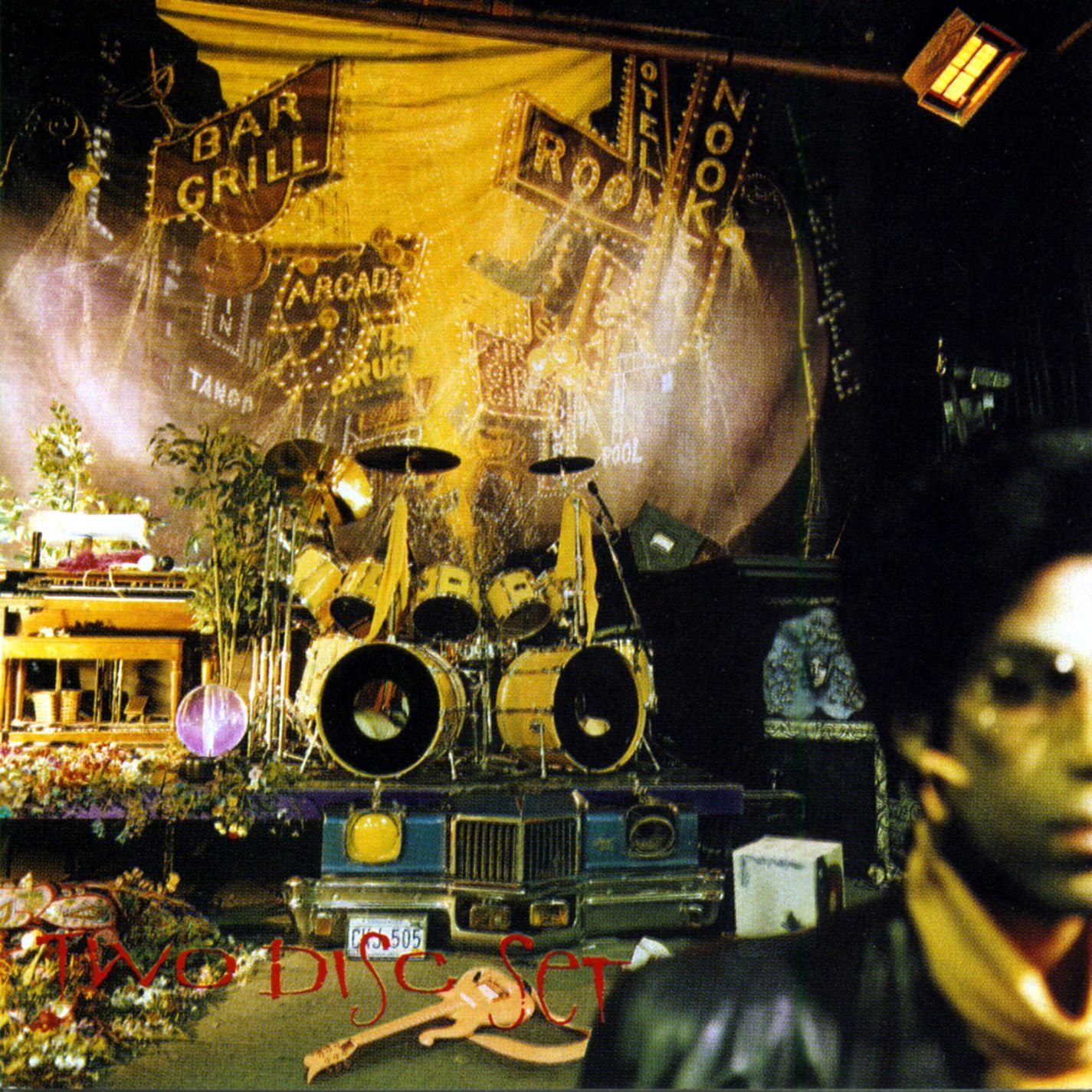 CD : Prince - Sign O the Times (2 Disc)