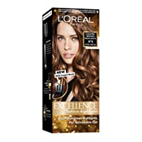 L'Oreal Paris Excellence Fashion Highlights Hair Color, Caramel Brown, 29ml+16g