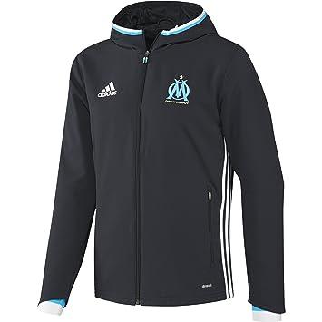 maillot entrainement Olympique de Marseille gilet