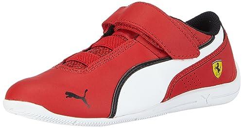 ad9286258 Puma Drift Cat 6 L NM SF - Zapatilla Deportiva de Piel Niños^Niñas, Color  Rojo, Talla 35: Amazon.es: Zapatos y complementos