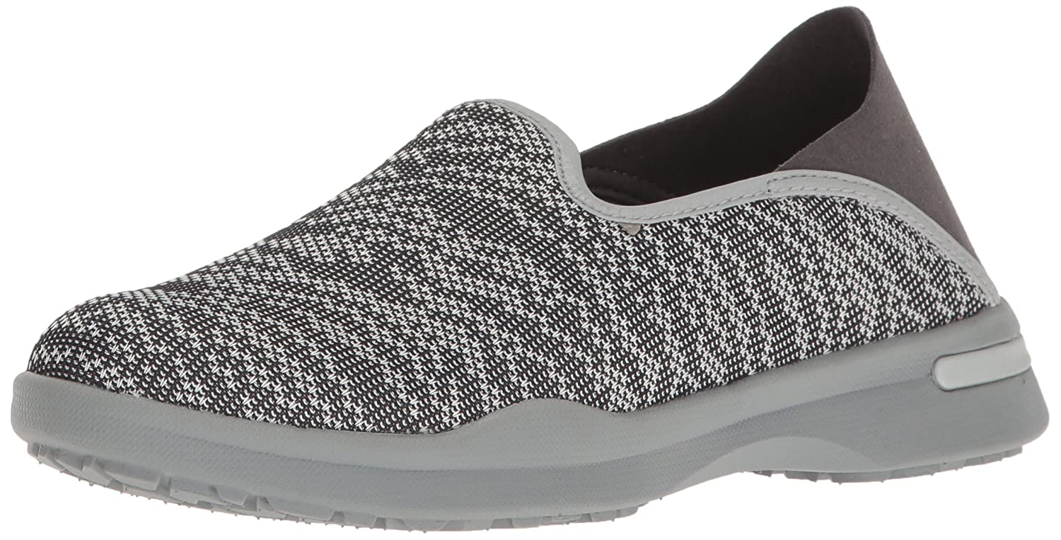 SoftWalk Women's Simba Flat B01HQVSUZ2 12 B(M) US|Charcoal