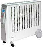 Dimplex CDE3ECC Cadiz Eco Electric Oil Free Radiator with Electronic Climate Control. 3 Kilowatt