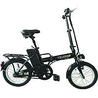 FollowUp - E05 Vélo Électrique Mixte Adulte, Noir
