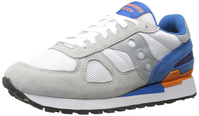 Saucony Originals Men's Shadow Original Sneaker B00QLAVXPO 9.5 M US|White/Blue