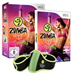 Zumba Fitness - Join the Party (inkl. Fitness - Gürtel) - [Nintendo Wii]
