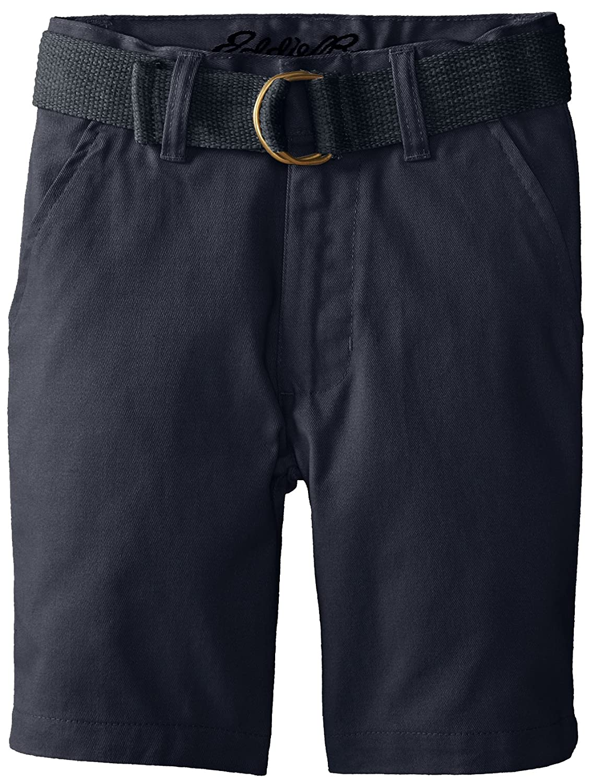 Eddie Bauer Little Boys' Twill Shorts with Back Flap Pockets Eddie Bauer Uniforms Boys 2-7