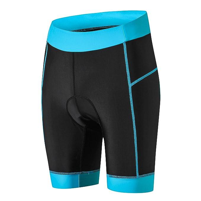Weimostar Women's Bike Shorts Cycling Shorts Girls for Mountain BMX Road Team Sports S-3XL