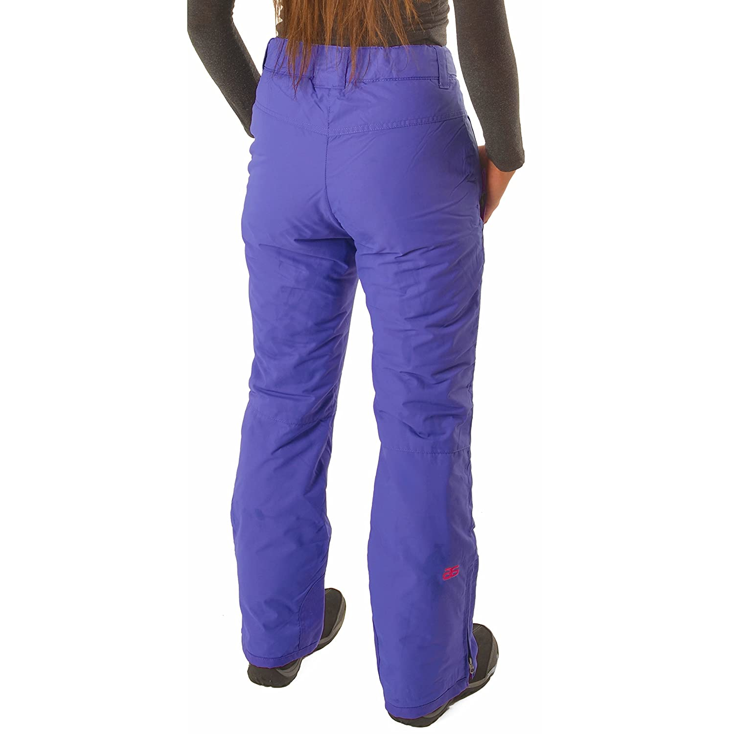 Amazon.com : SkiGear Women's 1800 Thermatech Insulated Snow Pant : Sports &  Outdoors