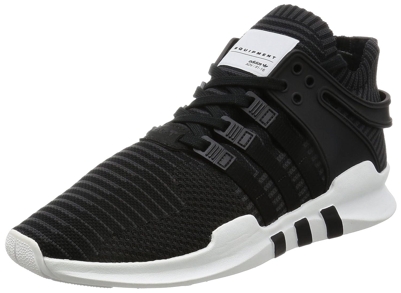 Adidas EQT Support ADV PK, Zapatillas para Hombre 42 2/3 EU Negro (C Black / C Black / Turbo)