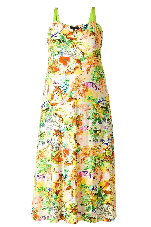 X Two Kleid Sommerkleid Trägerkleid Julya Damen Lagenlook Plusgröße