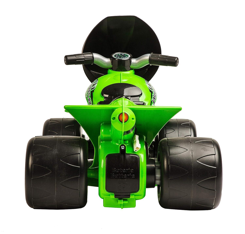 INJUSA 124 6 V Wrestler Quad Vehicle