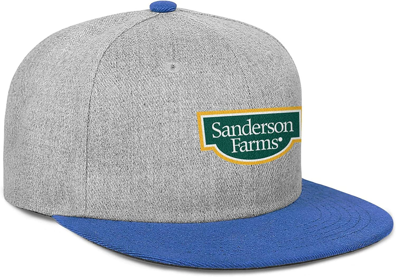 LZJDY Sanderson Farms Inc Logo Mens Womens Wool Cool Cap Adjustable Snapback Dad Hat
