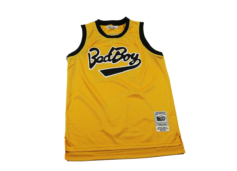 Amazon.com   HeadGear Bad Boy Biggie Smalls Basketball Jersey   Sports    Outdoors 9200ece6f