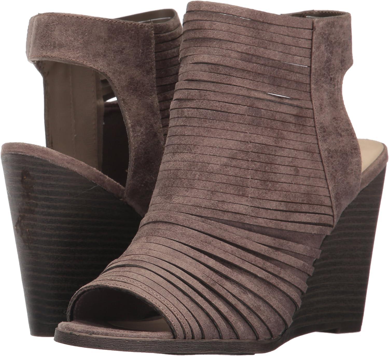 Fergalicious Womens Heather2 Wedge Sandal