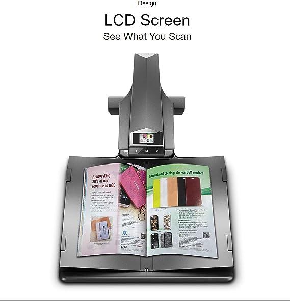czur M3000 Pro libro de equipo de impresión para Bibliotecas y empresas: Amazon.es: Informática
