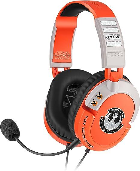 Turtle Beach - Auricular Star Wars X-Wing, Pilot Headset (PlayStation 4): Amazon.es: Videojuegos