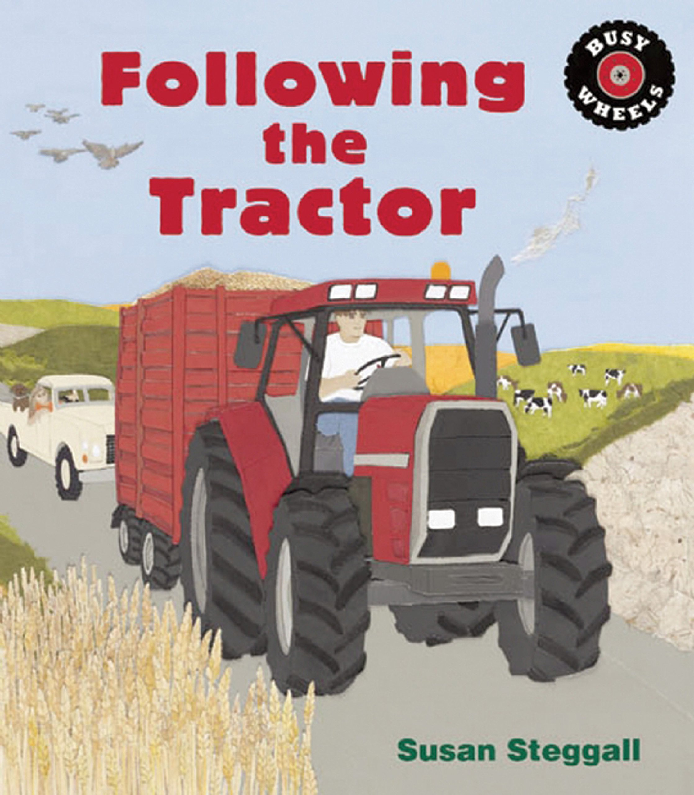 Download Following the Tractor ebook