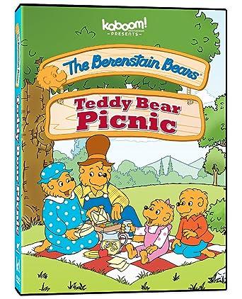 Amazoncom Berenstain Bears The Teddy Bear Picnic Michael Cera