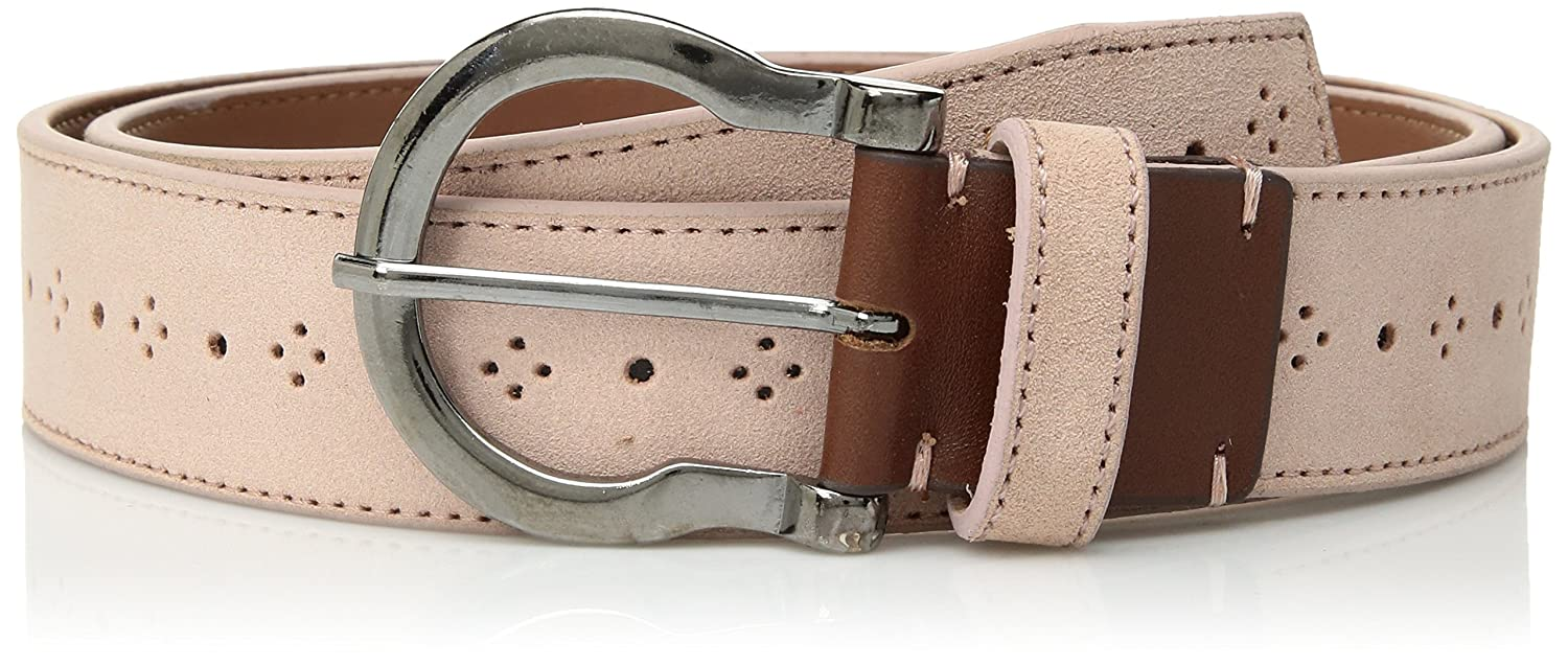 STACY ADAMS Mens Richmond 34 Mm Leather Belt