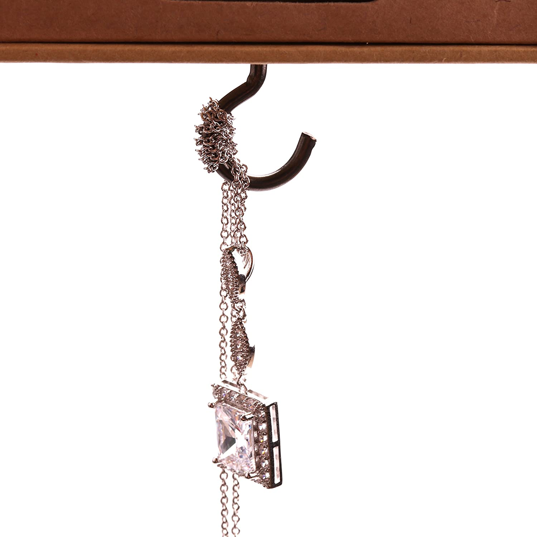 Antique Brass Ceiling Hooks for Hanging Cup Mug,1-1//2,20-Pack