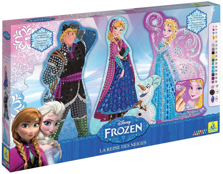Disney Sticky Mosaics Frozen Template (Large) ORB Factory ORB11439