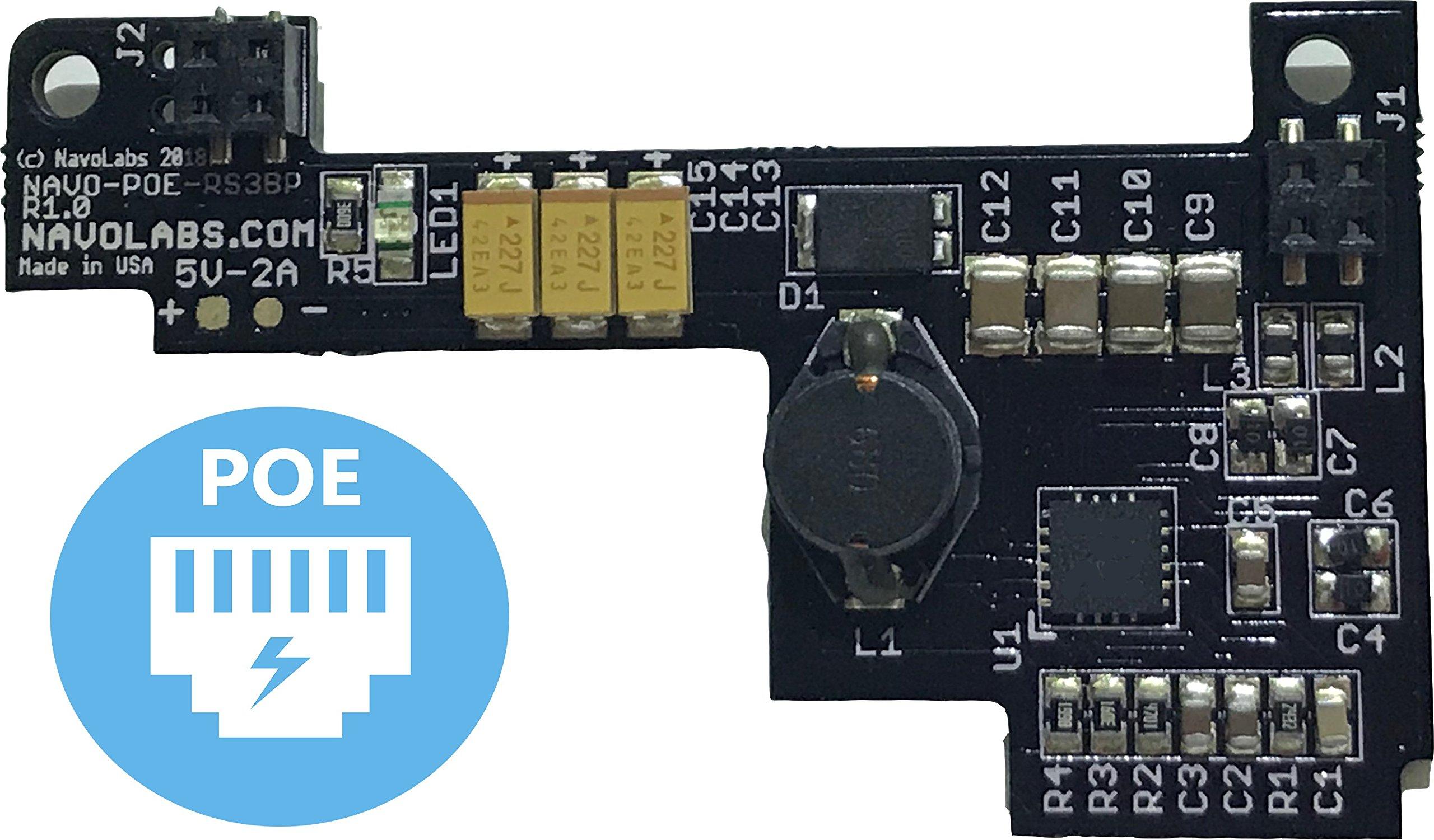 NavoLabs Raspberry Pi 3B+ POE Hat