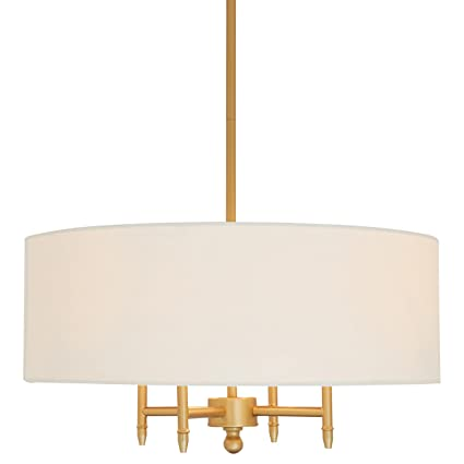 Stone beam classic 4 arm chandelier 42 h white shade amazon stone beam classic 4 arm chandelier 42quot h aloadofball Image collections